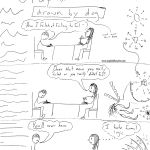 Stupid Talk 6 by Cameron Lambright