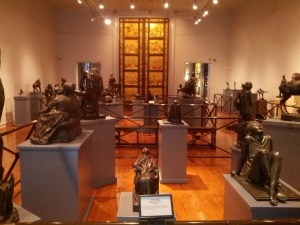 Fabulous Bronze Collection - Forest Lawn Museum