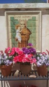 Mission San Xavier del Bac - Tucson AZ