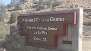National Chavez Center - Cesar Chavez