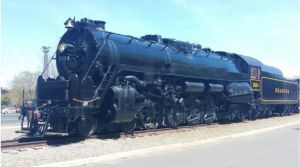SteamTown Locomotive 2421