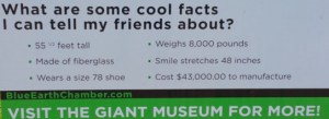 Jolly Green Giant - Cool Factoids