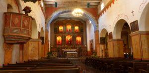 Mission San Juan Bautista Chapel