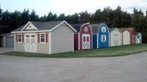 Sturdi-bilt Portable Storage Sheds & Barns Kansas And