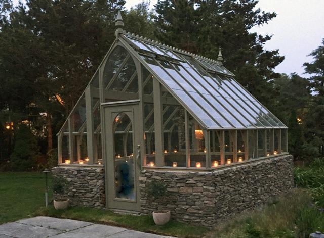 Tudor Greenhouse Pictures  SturdiBuilt Greenhouses