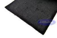 Boat Trailer Bunk Board Black Marine Carpet 18 inch Wide /ft