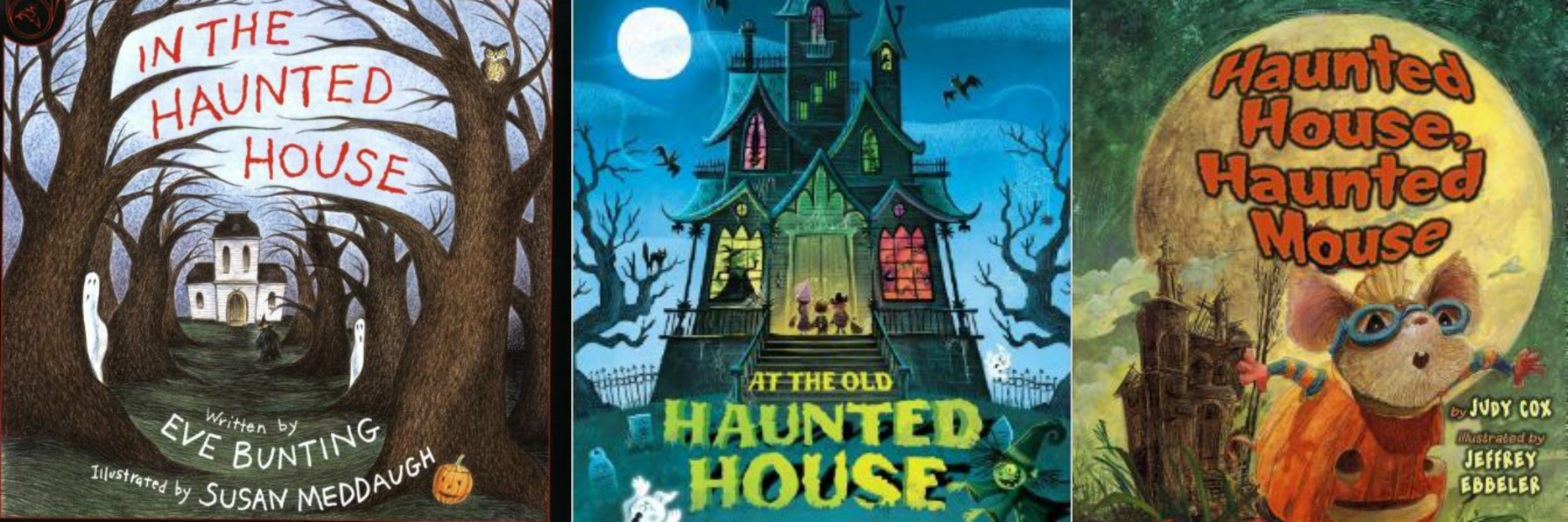 Favorite Halloween Books Sturdy For Common Things