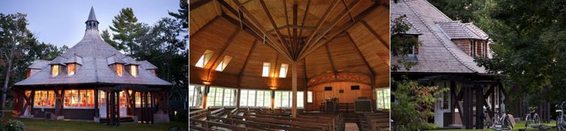 Check out pictures of the church on Flickr.