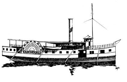 History SS Vanderbilt