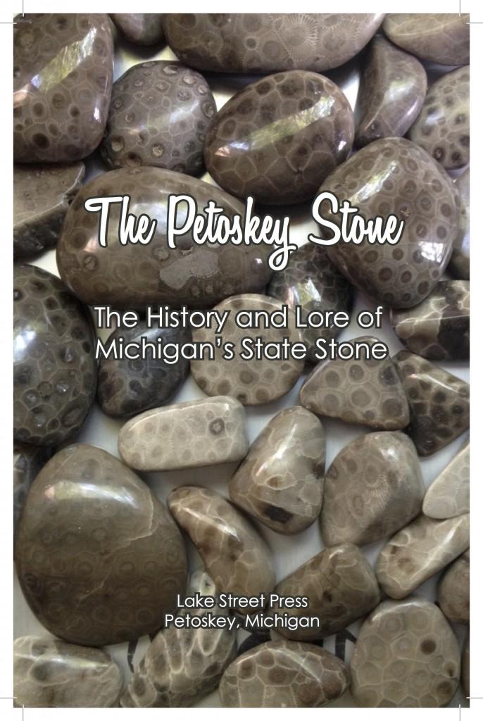 Petoskey Stone Booklet  Sturgeon River Pottery  Petoskey