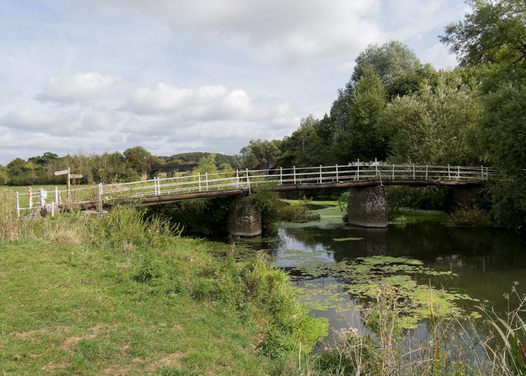 Sturminster Newton, Colber Bridge