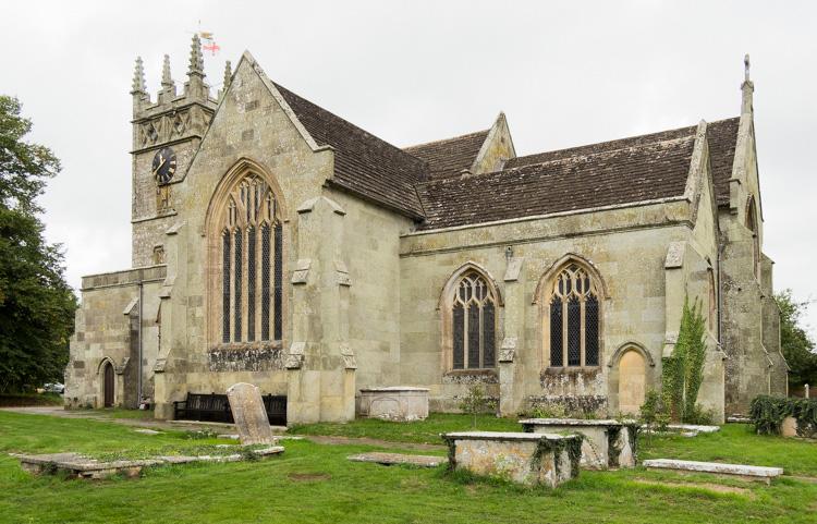 Sturminster Newton St Mary's Church