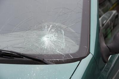Used auto glass