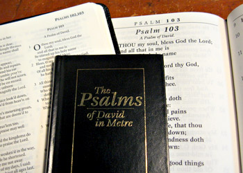 TIP of the day: from the blogs - Several ways to sing the Psalms - Logos Bible Software Forums