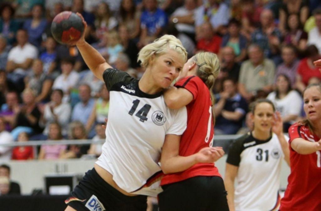 handballerinnen hoffen auf em medaille