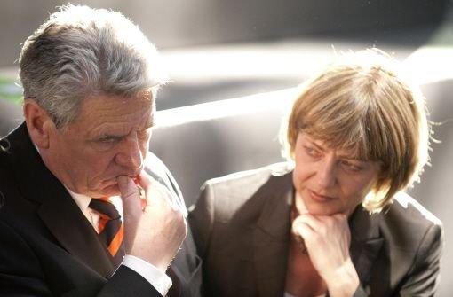 Besser: Ein Stinkstiefel namens Gauck - taz.de