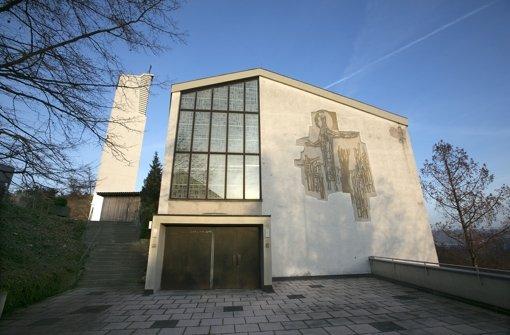 Die neue Heimat der chaldäischen Gemeinde: die St. Paulus-Kirche in Rohrbach Foto: Horst Rudel