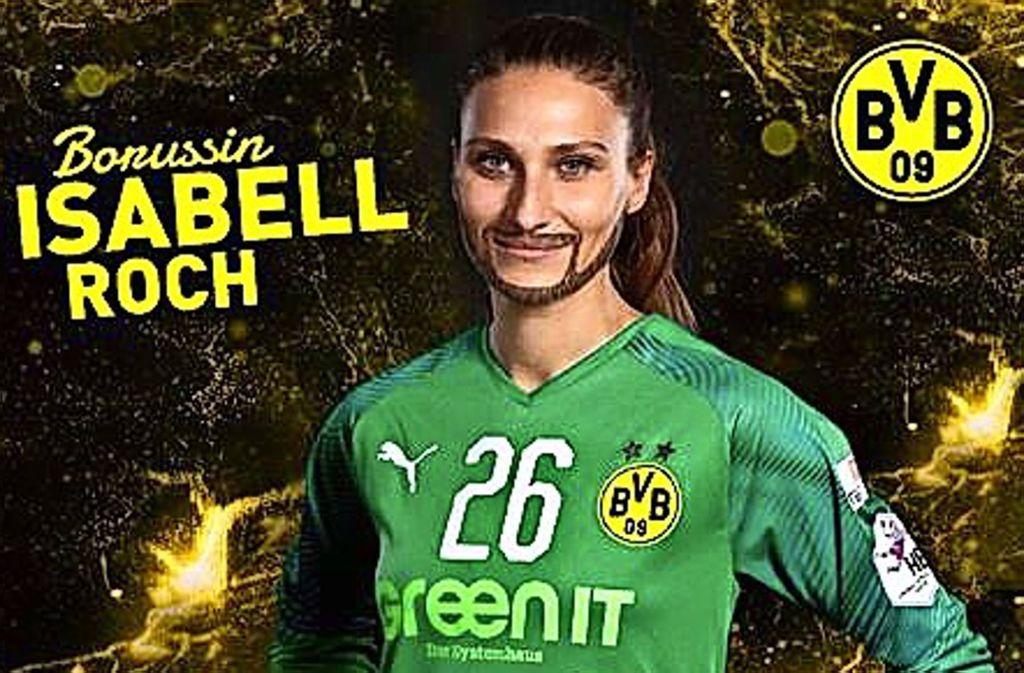 handball frauen von borussia dortmund