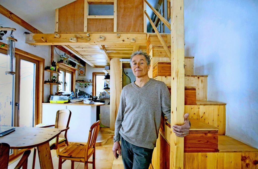 Leben im Tiny House Wohnen in einem 18 Quadratmeter