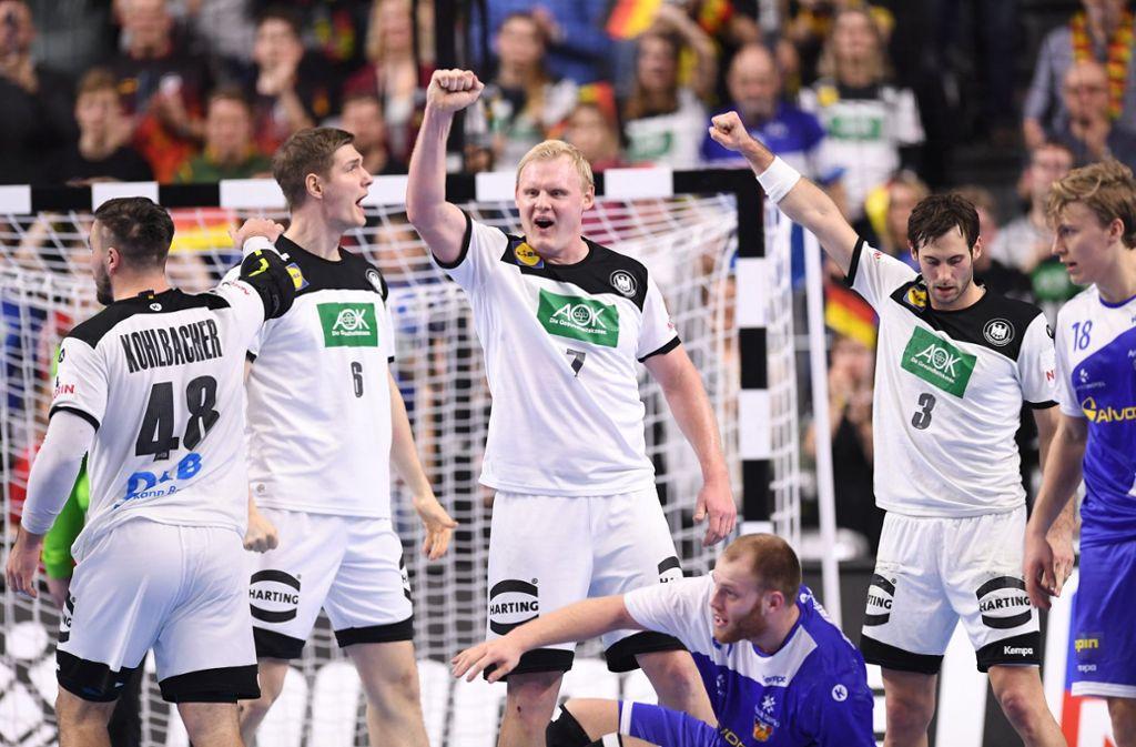 handball wm 2019 deutsche handballer