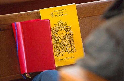 In Baden-Württemberg gibt es kaum Fälle von Kirchenasyl. Foto: dpa