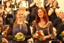 Lena Sutor-Wernich, Alt (rechts)