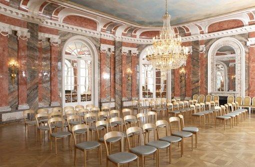 Heiraten in Stuttgart Von Schloss Hohenheim bis zum