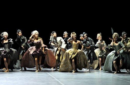 Foto: Stuttgarter Ballett