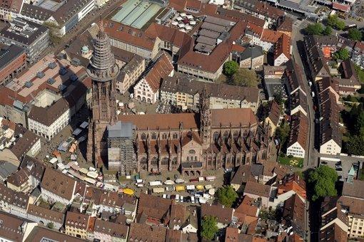 Freiburg hat einen Frauenstadtplan. Foto: dapd