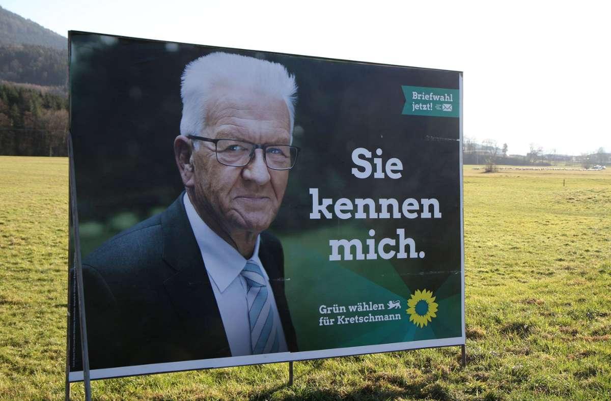wahlplakate zur landtagswahl warum