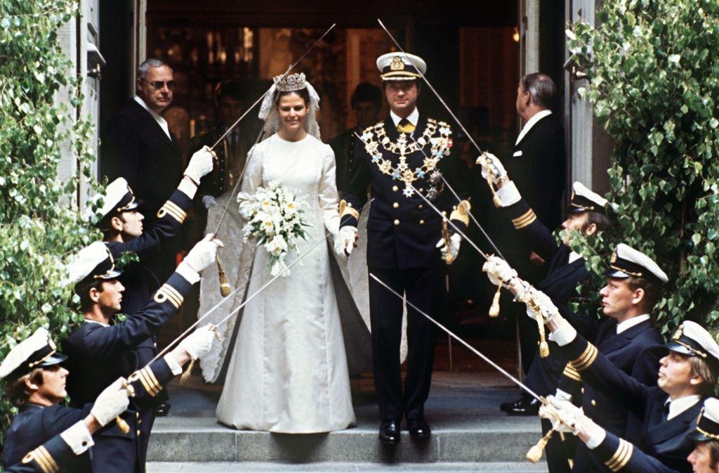 Bilder Hochzeit Carl Philip Und Sofia