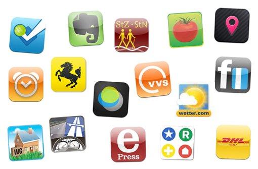 Für fast jede Lebenssituation gibt es Apps für Smartphones und im Internet. Auch die Stadt Stuttgart will ihr digitales Angebot ausbauen. Foto: StZ-Collage