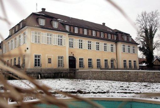 Das Ludwigsburger Schloss wartet auf wärmere Tage. Foto: StZ