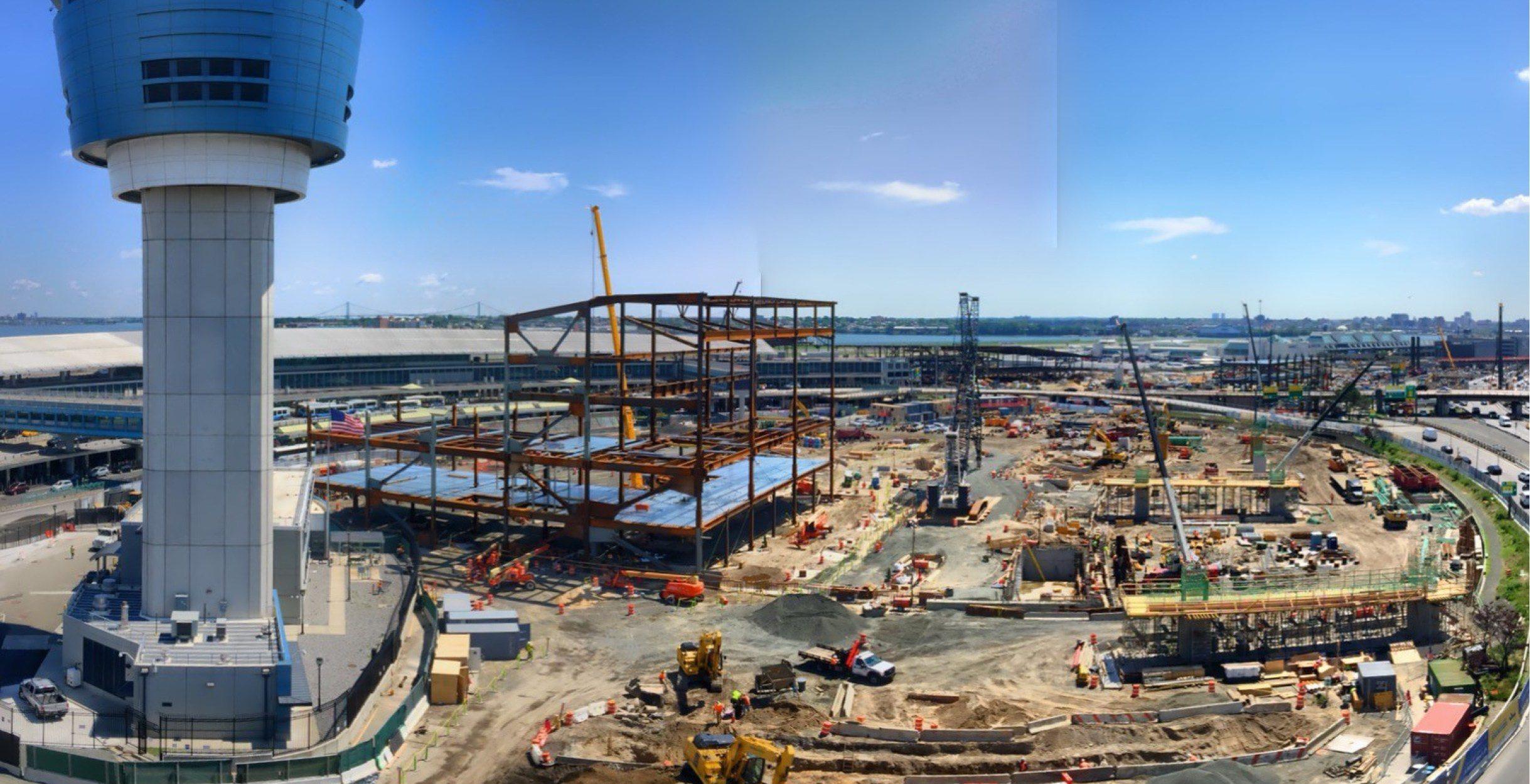 LaGuardia Airport Redevelopment  STV