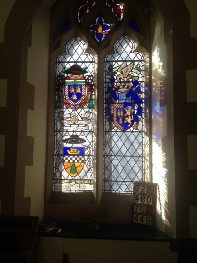 Chancel Window South