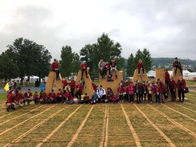 ETF Aarau – Erster Streich