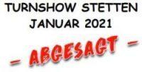 Absage Turnshow