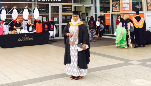 DMU Law Grad Sets Sights on Becoming a Barrister