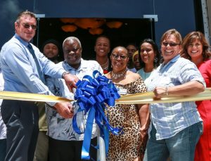 Divi Carina Bay Casino reopens with Chamber Ribbon Cutting
