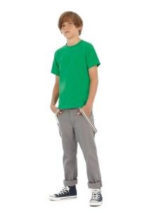 T-shirt garçon écolier