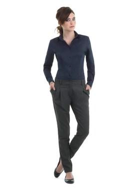 Chemisier femme coupe ajustée pour vos évènements d'entreprise