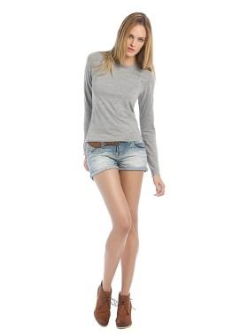 T-shirt femme à manches longues pour vos évènements d'entreprise