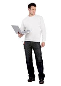 Sweat-shirt col rond pour ingénieurs