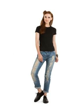 T-shirt à manches courtes femme professionnel
