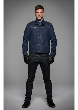 Veste mode en denim
