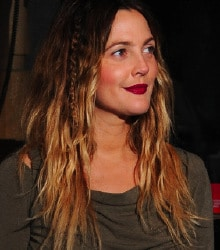 Deliberate Hair Roots Ombre Color