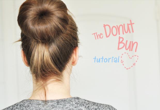 Tutorial The Donut Bun StyleLab