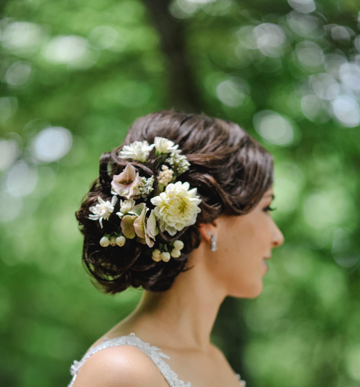 Hochzeitsfrisur Foto Style Reise