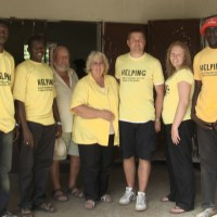 Giving Something Back in  The Gambia