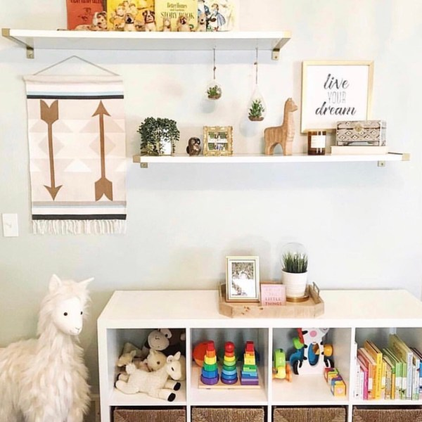 How to Organize Your Baby's Nursery